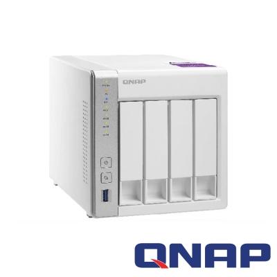 QNAP TS-431P 網路儲存伺服器+WD 2TB*4超值組