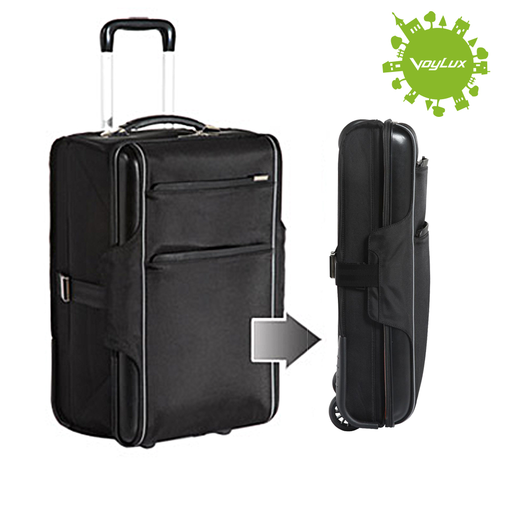 VoyLux 伯勒仕-XLIM 纖活未來系列-27吋可收折行李箱-黑VY4688204