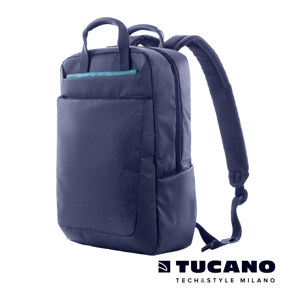TUCANO WORK_OUT III 15吋多功能防震後背包-藍