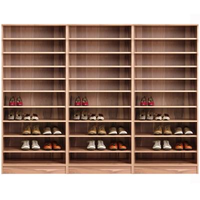 aaronation 雷思克設計師180~240cm開放式鞋櫃-量身訂製系統家具