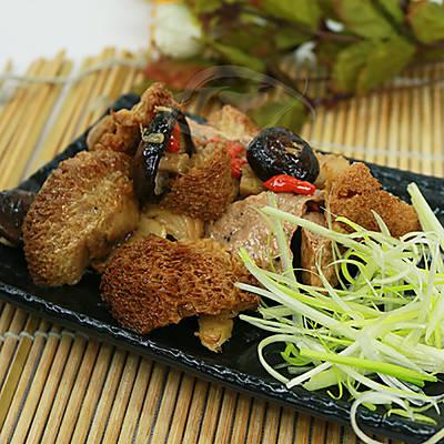 皇覺 素食達人-金玉滿堂麻油猴頭菇600g(蛋奶素)(適合4-6人)