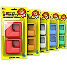兒童安全用品防撞角防撞條桌角防護 (2包八入)