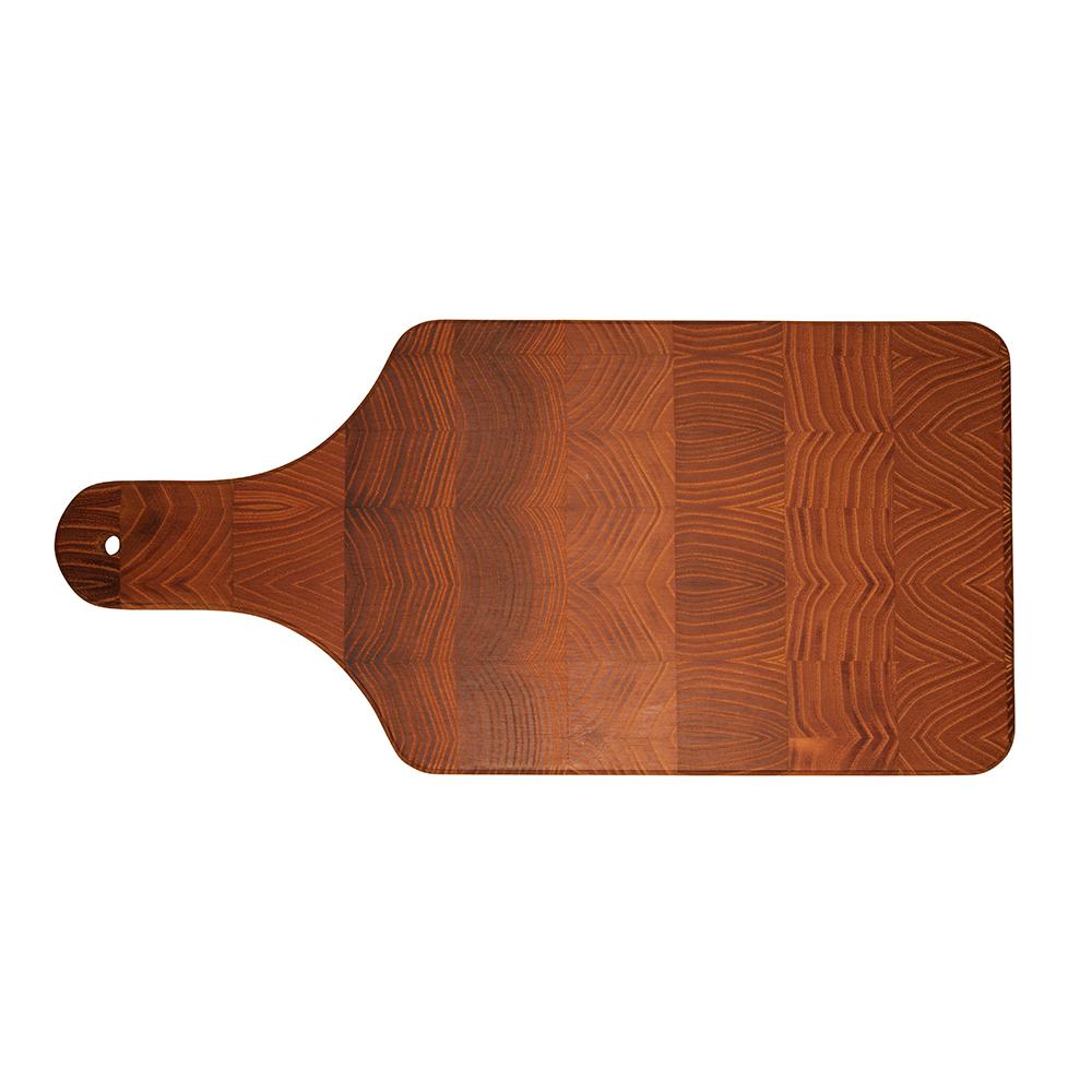 丹麥Scanwood 刺槐木盛菜盤 37x18cm