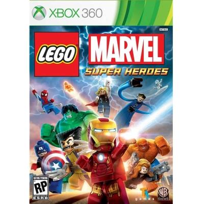 樂高驚奇超級英雄 LEGO MARVEL SUPER HEROES-XBOX360英文美版