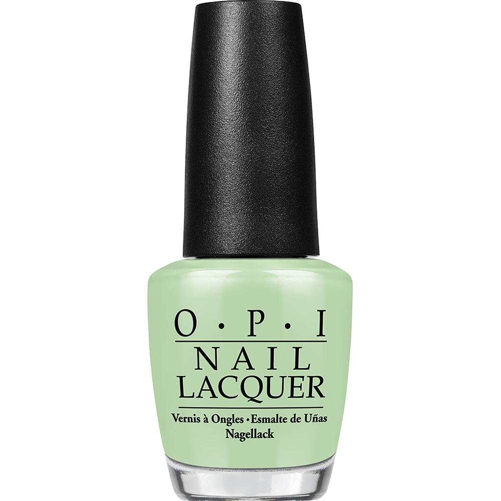 OPI 輕柔光彩粉嫩系列.薄荷香氣(NLT72)