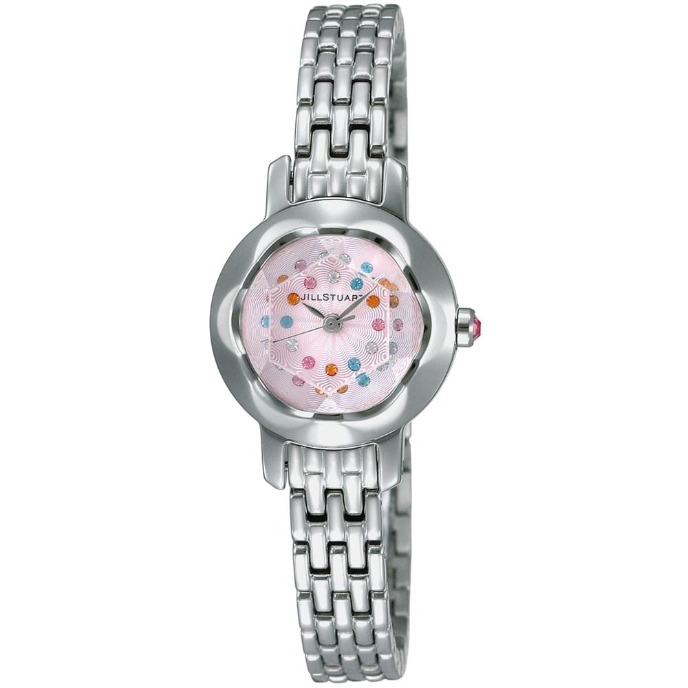 JILL STUART Ring MB系列名媛氣質時尚錶款/銀/21mm
