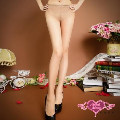 絲襪 彈性超薄透膚蕾絲褲襪(膚F) AngelHoney天使霓裳