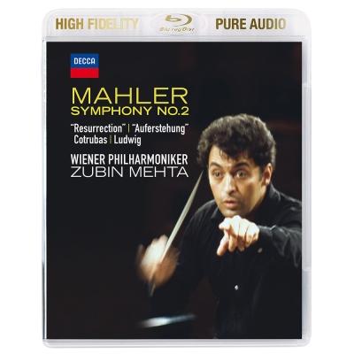 馬勒:第2號交響曲「復活」(藍光音樂片)