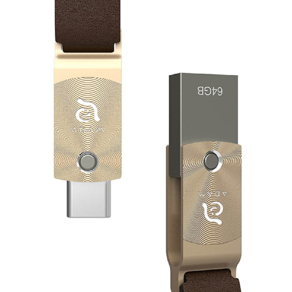 ROMA USB Type C 雙用隨身碟 64GB