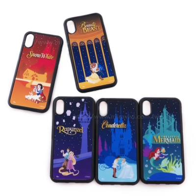 Disney迪士尼iPhone X防手滑保護殼_經典系列