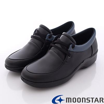 日本Supplist 戶外健走鞋-EVE輕量 3 E寬楦款-TW 606 黑(女段)