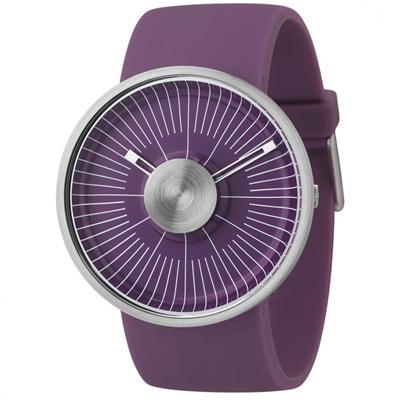 o.d.m. HACKER 駭客特務造型腕錶-紫/42mm