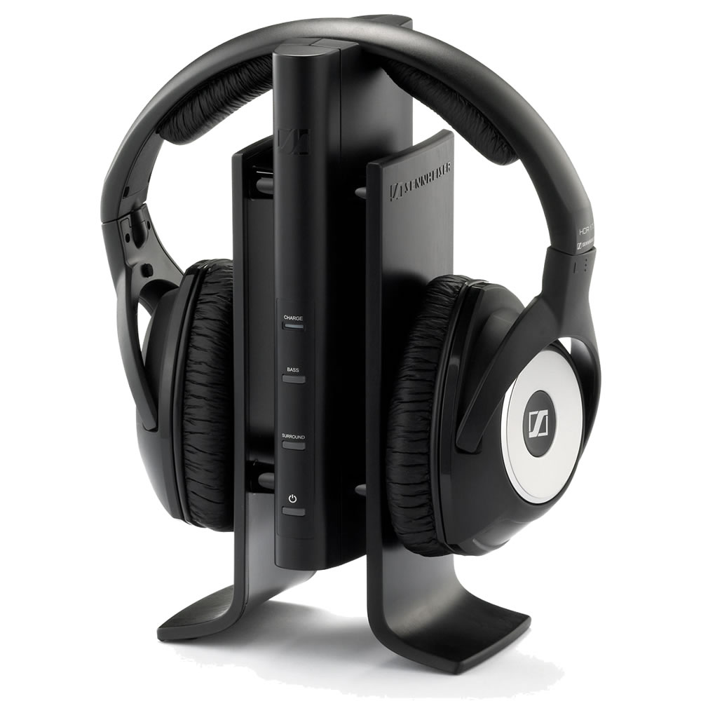SENNHEISER RS170 無線耳罩式耳機