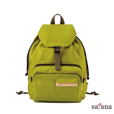 satana-愜意旅途兩用後背包-檸檬香茅