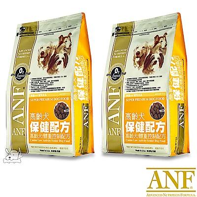 ANF 愛恩富 高齡犬保健配方 犬糧 3kg X 2包