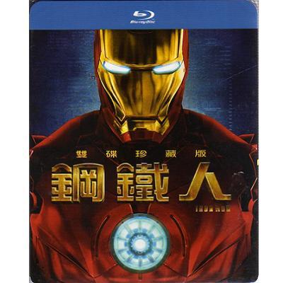 鋼鐵人 Iron Man  【藍光BD】