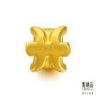 點睛品 Charme 十二星座-雙魚座 黃金串珠