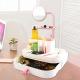 Conalife 化妝品含鏡整理收納盒+抽屜(1組) product thumbnail 1