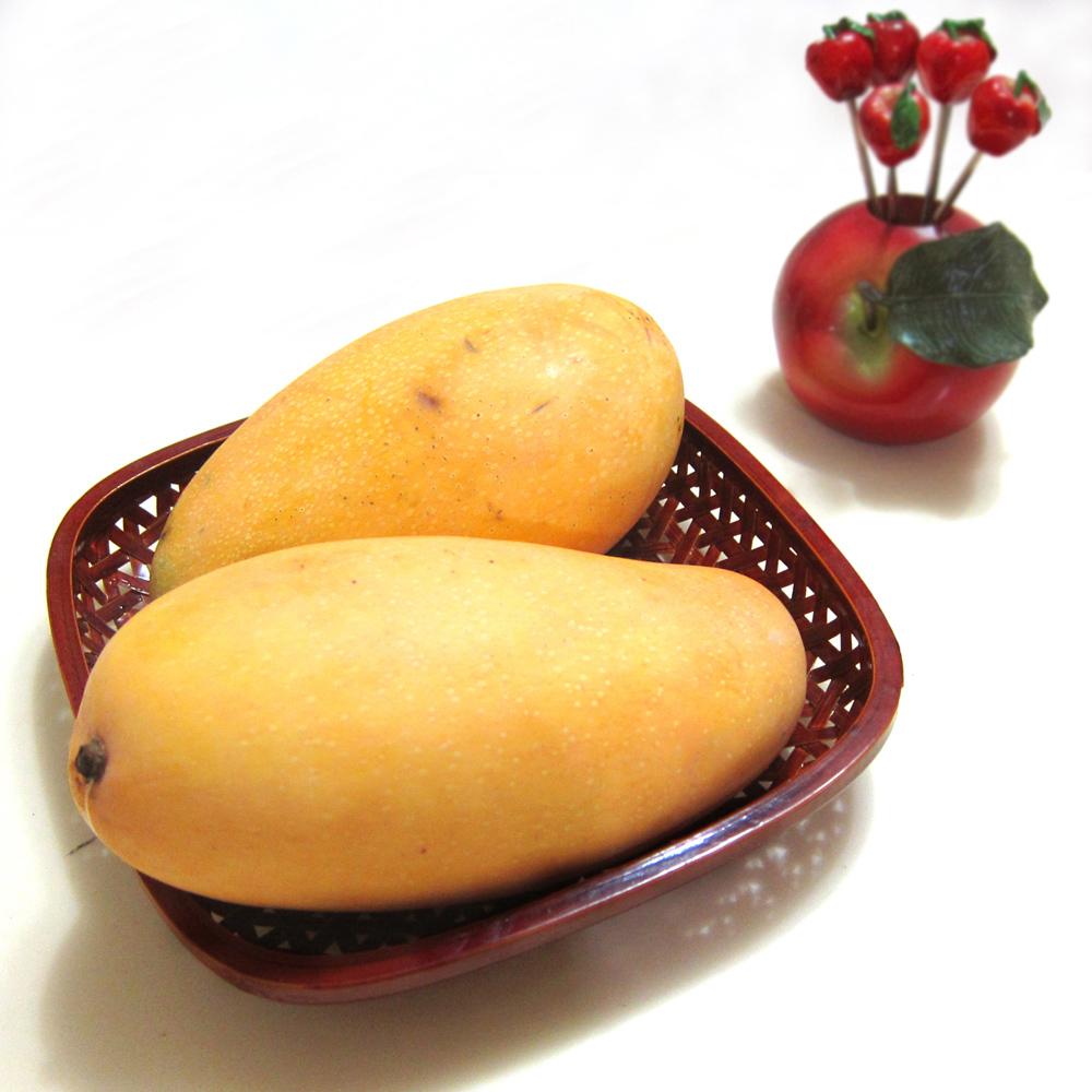 果之家 金煌芒果5台斤(2-3顆,1斤12兩/顆)