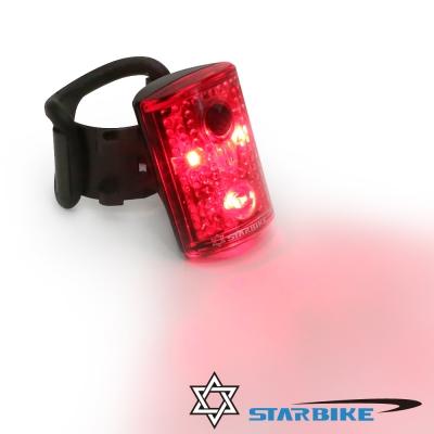 STARBIKE 時尚輕量小鋼炮USB鋰充電尾燈