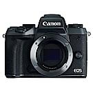 【豪華組】Canon EOS M5 單機身 (公司貨)-黑色