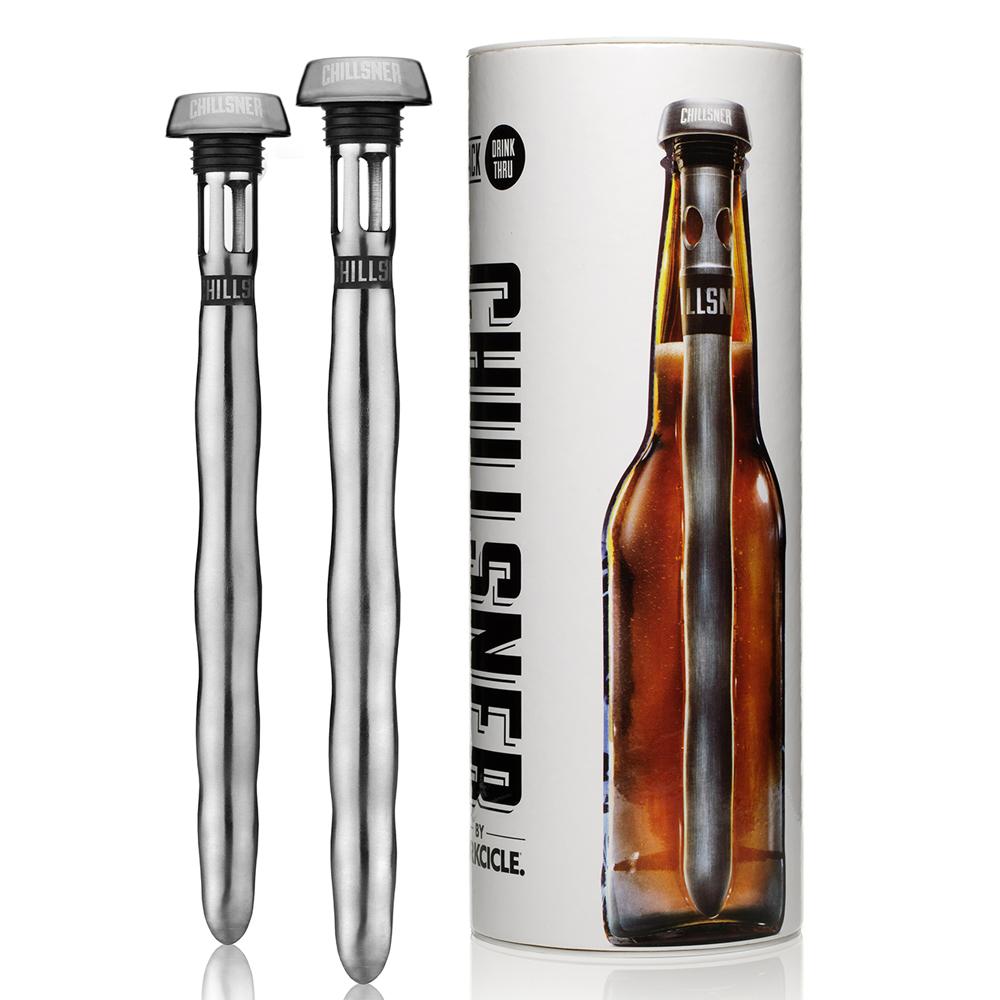 CORKCICLE 酷仕客 Chillsner啤酒冰鎮棒(2入裝)