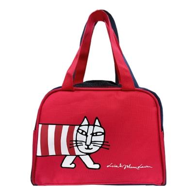 Lisa Larson 透氣網狀便當萬用袋(LS5845)紅