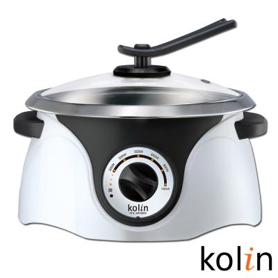 歌林Kolin-3.6L不鏽鋼多功能料理鍋KHL-MN3602