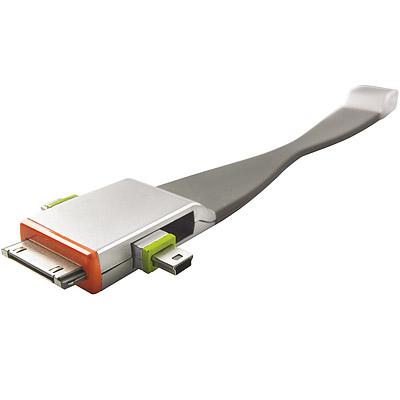 XDDESIGN 3in1 USB充電傳輸線