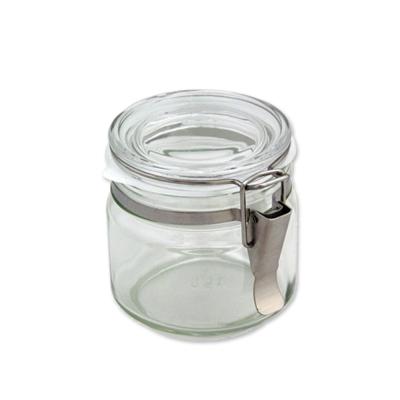 ADERIA 抗菌密封扣環保存玻璃罐500ml