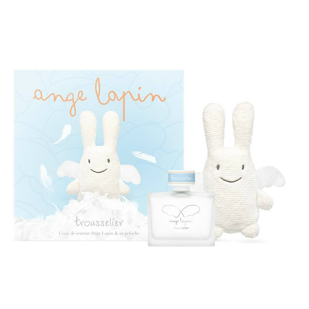Trousselier Ange Lapin 天使兔寶寶驚喜盒