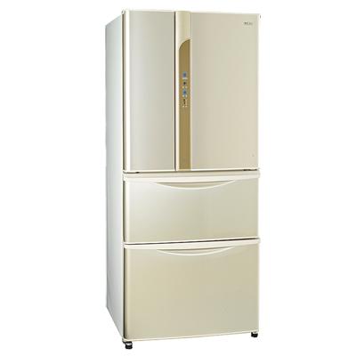 [福利品]SAMPO 聲寶 560L變頻觸控四門冰箱 SR-LW56DD(Y1)