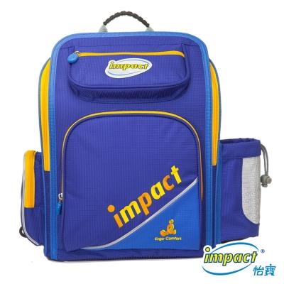 IMPACT 怡寶標準型舒適護脊書包(二代)-寶藍 IM0050BRB
