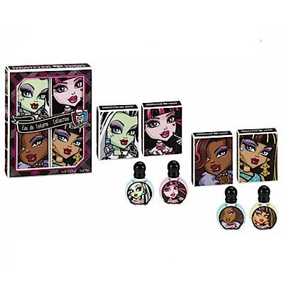 Monster High怪物高校精靈小香水禮盒4入組