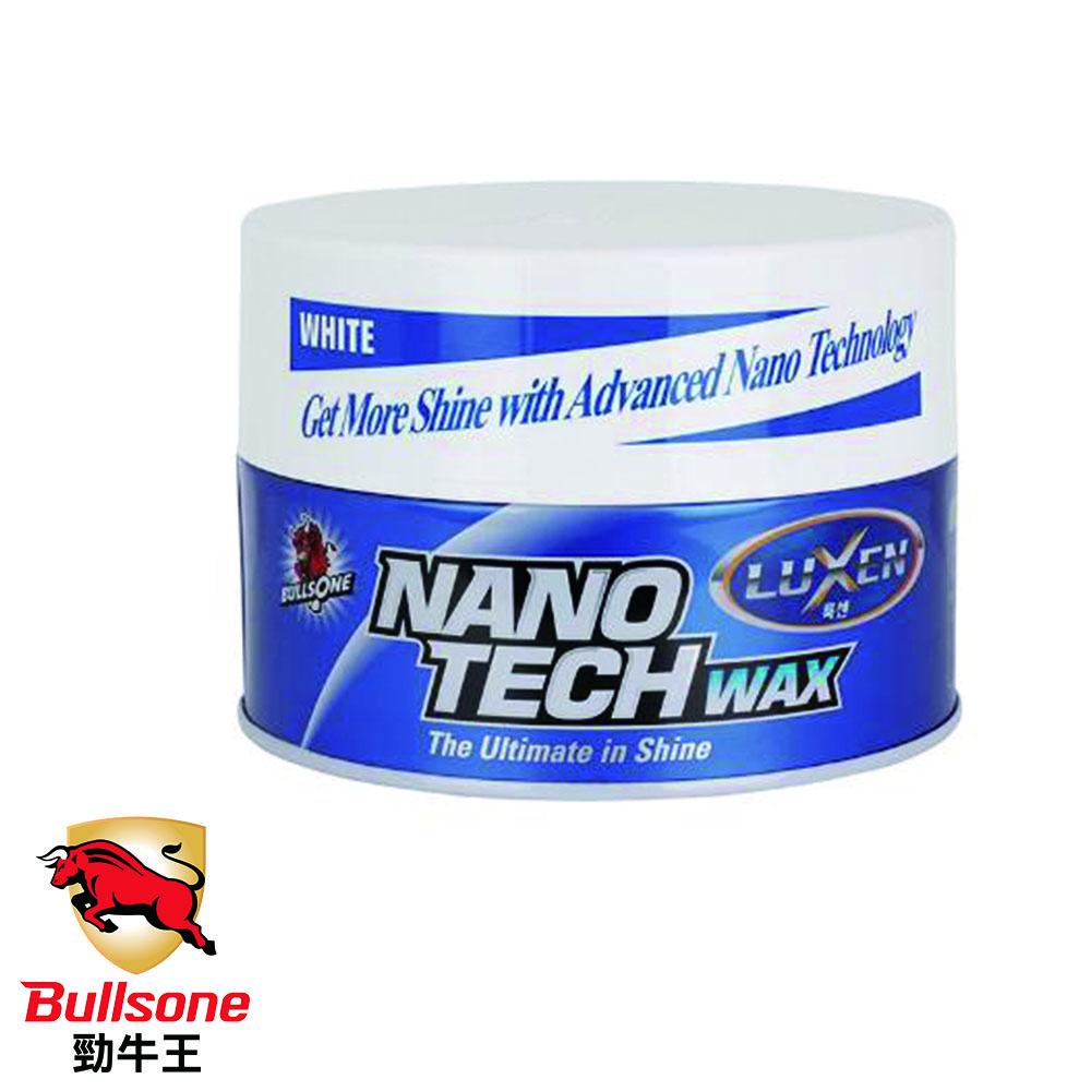Bullsone-奈米科技蠟(白色車專用)