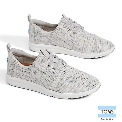TOMS 白樺木紋休閒鞋-女款