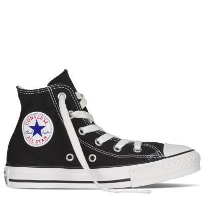 CONVERSE-All Star中童鞋-黑