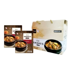 韓味不二 馬鈴薯排骨湯(1kgx2入)