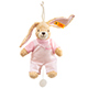 STEIFF泰迪熊 - 嬰幼兒玩偶Hoppel Rabbit Music Box product thumbnail 1