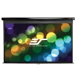 Elite Screens 億立銀幕100吋16:9 玻纖手拉布幕-M100UWH3-E15