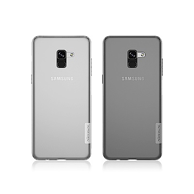 NILLKIN SAMSUNG Galaxy A8+(2018) 本色TPU軟套