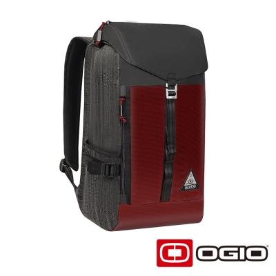 OGIO Escalante 系列電腦後背包(黑紅款/15 吋筆電適用)