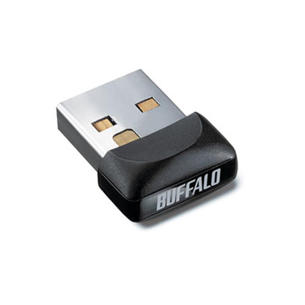 BUFFALO 超迷你USB無線網路卡 WLI-UC-GNM