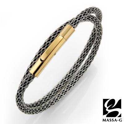 DECO X MASSA-G Titan XG2 Mini 鍺鈦手環(雙圈)