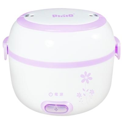 Philo-蒸輕鬆十全食美電熱飯盒-EC-105-2組