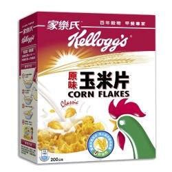 家樂氏 原味玉米片(200g)