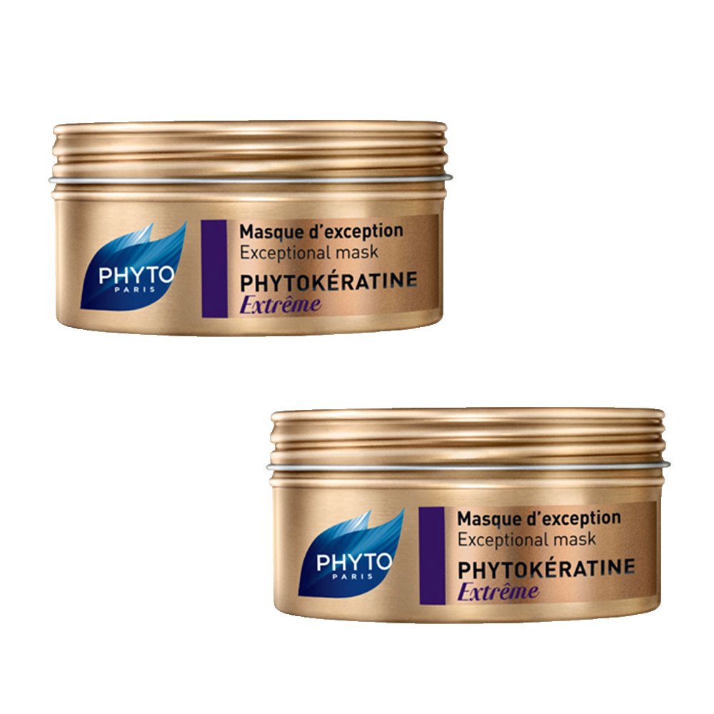 PHYTO髮朵 皇家臻粹滋養髮膜200ml(2入特惠組)