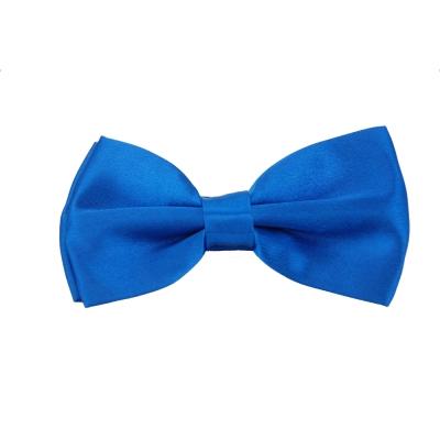 Alpaca 藍色基本款領結