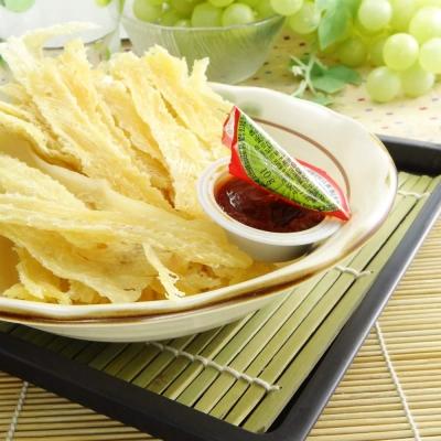 韓太-韓式奶油珍味烤魷魚片-35g-附韓式辣沾醬