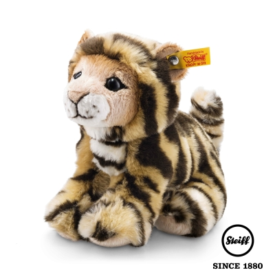 STEIFF德國金耳釦泰迪熊 老虎 Billy Tiger (動物王國)
